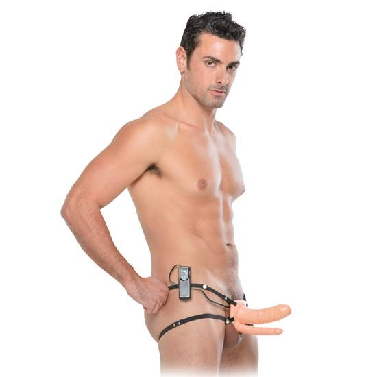 doble penetracion masculina