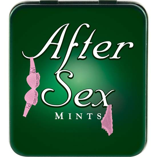 Comprar AFTER SEX MINTS CARAMELOS DE MENTA SPENCER FLEETWOOD