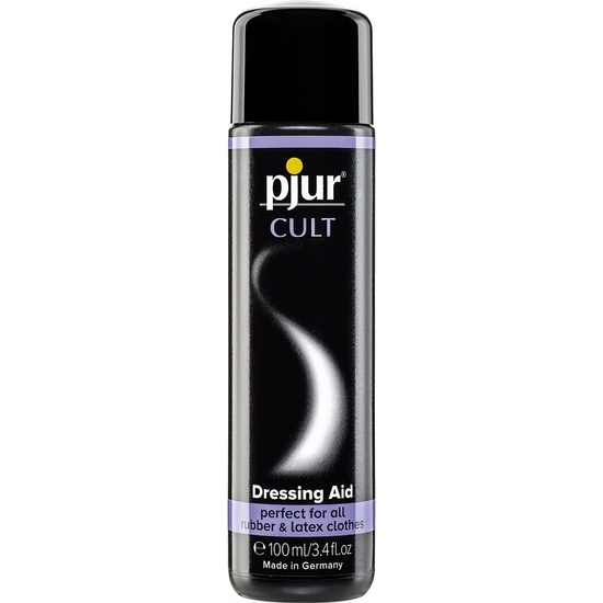 Comprar PJUR CULT PARA LATEX 100 ML PJUR
