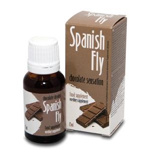 Comprar SPANISH FLY GOTAS DEL AMOR SENSACION DE CHOCOLATE COBECO PHARMA