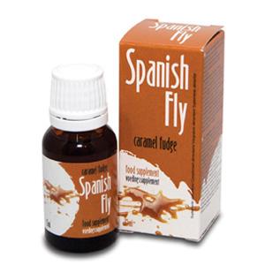 Comprar SPANISH FLY GOTAS DEL AMOR CARAMELO COBECO PHARMA
