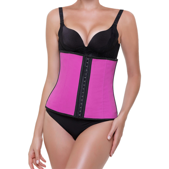 Comprar CORSET LATEX APPEARANCE ROSA INTIMAX