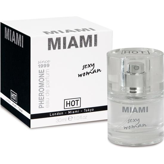 Comprar HOT MIAMI PERFUME PARA LA MUJER MAS SEXY 30 ML HOT